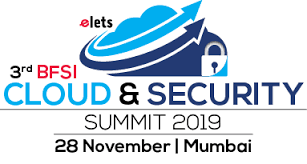 3rd BFSI Cloud & Security Summit, Mumbai
