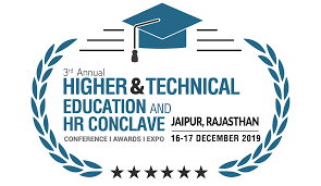 3rd Annual Higher & Technical Education & HR Conclave, Jaipur