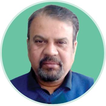 Dr A K Misra