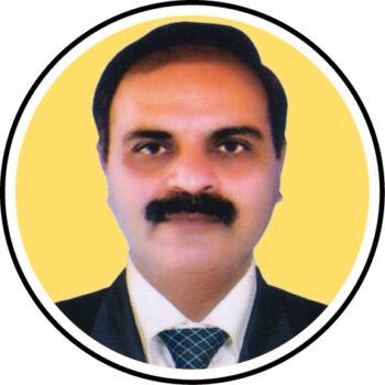 Capt (Dr) Rajendra B Saner-Patil