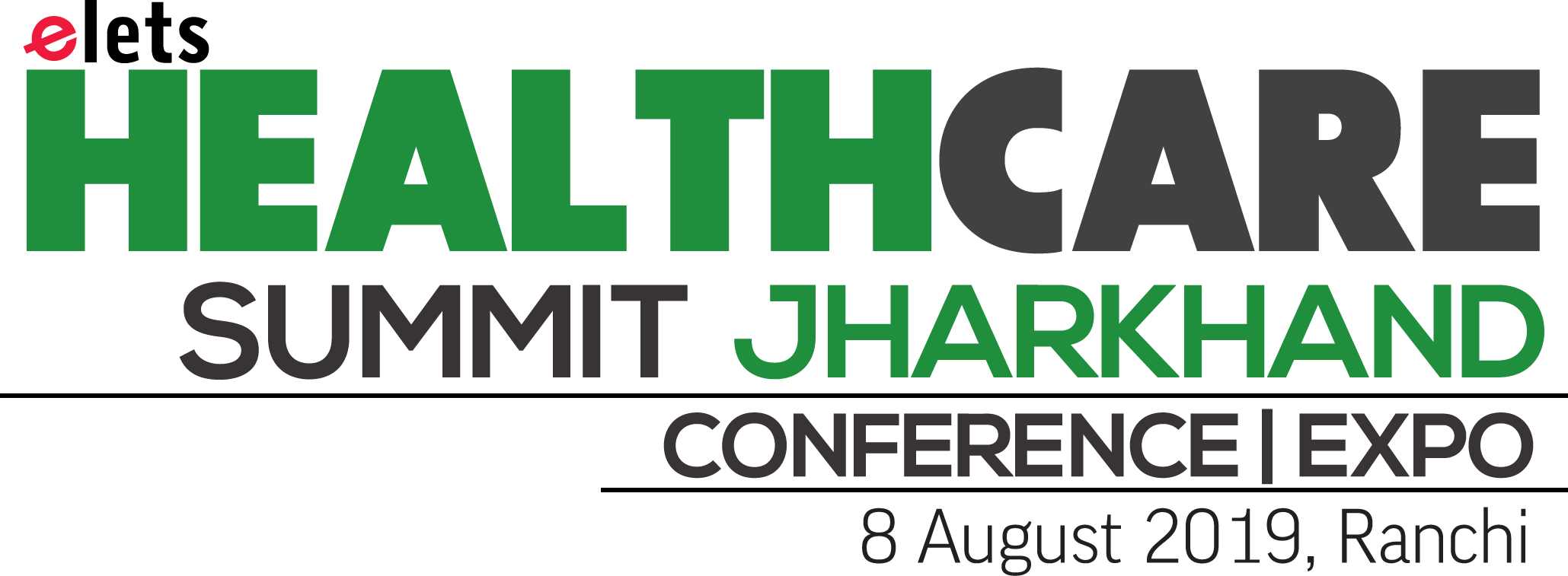 Healthcaresummit jharkhand 2019