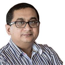 Kaushik Mazumdar